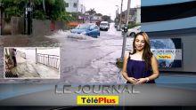 Le JT – Météo – risque d'inondation durant le week-end