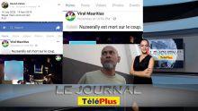 Le JT – Un adolescent de 16 ans faussement déclaré mort sur facebook