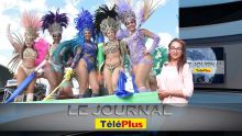 Le JT: la samba brésilienne en clôture du Festival Internasional Kreol 2018