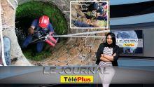 Le JT – Opération des pompiers pour sauver un «toutou» tombé au fond d'un puits de 15 mètres