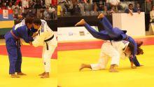 JIOI - Judo : deuxième médaille d'or pour Maurice sur le tatami de Côte-d'Or
