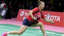 Badminton  -  Jeux des îles : Kate Foo Kune out !