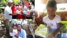Solidarité mauricienne après la publication d'un article du Défi Plus : Noël festif pour la petite Kaveri à Pamplemousses