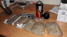Au port : un photographe mauricien arrêté pour possession de drogue