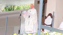 Diversité religieuse : le pape François impressionné par la maturité de Maurice