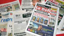 Liberté de la presse : Maurice perd deux places au classement
