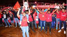 CI - Ambiance avant le match à Réduit : les fans mauriciens de Liverpool rêvent d'un sixième trophée