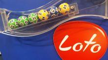 Loto : un joueur remporte Rs 80, 5 millions