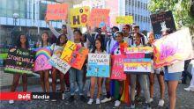 En images : «La marche pour l'égalité» à Port-Louis