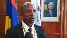 Conseil de district de Rivière-Noire : «Le progrès vient avec le gouvernement», dit Ludovic Labeauté, le nouveau président