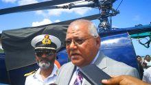 Mahen Jhugroo : «Les travaux pour la piste d'atterrissage à Agalega démarrent bientôt»