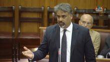 Maneesh Gobin:«Le Police and Criminal Justice Bill sera présenté cette année»