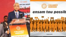 Législatives 2019 : découvrez l'intégralité du manifeste électoral de l'Alliance Morisien
