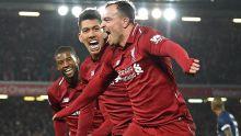 Premier League :  Liverpool assomme ManU et reprend la tête