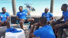 JIOI - Football : pour les joueurs mahorais, la demi-finale contre Maurice se jouera «au mental»