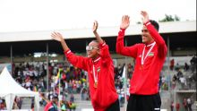 JIOI : Le point à 18 h : lutte serrée entre Maurice et La Réunion au tableau des médailles