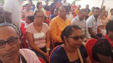 125 ans de l'église Saint-Patrice : Bobby Hurreeram et Stephan Toussaint présents à la messe
