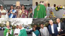 [En images] L'Indo-Mauritius Catholic Association célèbre la fête de Divali à Mont-Roches