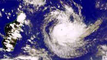 Le cyclone Joaninha continue de se rapprocher dangereusement des côtes de Rodrigues