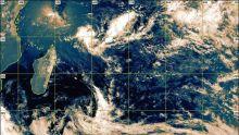 Agalega sous la pluie : la dépression tropicale pourrait devenir une tempête tropicale modérée