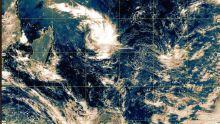 Météo : la dépression tropicale pourrait passer près de Rodrigues dans la soirée de ce lundi