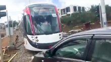 Metro Express : simulation d'accident à Barkly