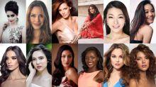 Finale de Miss World 2018 : Découvrez 12 des 29 adversaires d'Anne-Murielle Ravina