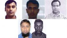 Cinq ouvriers bangladeshis portés manquants