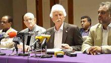 Commission d'enquête sur la drogue : la Task Force est illégale, selon Paul Bérenger
