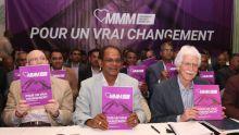 Législatives 2019 : découvrez le manifeste électoral du MMM