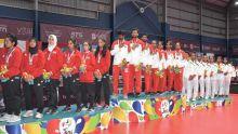 JIOI - Tennis de table : les pongistes mauriciennes s'inclinent en finale contre les Maldives
