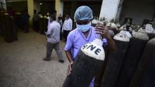 Inde : 22 patients atteints du Covid-19 meurent dans un hôpital par manque d'oxygène