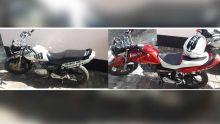Rallye illégal à Goodlands : voici les deux motos saisies par la police