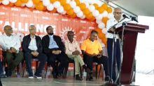 Plaine-Verte : suivez en direct le congrès de l'Alliance Morisien (MSM-ML-Mouvement Alan Ganoo)