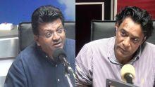 100 jours de Pravind Jugnauth comme PM : face-à-face animé entre Nando Bodha et Pradeep Jeeha