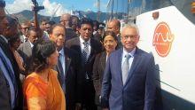Metro Express : «C'est un cadeau du gouvernement Lepep à l'île Maurice», dit Nando Bodha