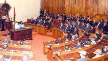 Parliament gets three-month break