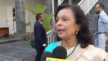 Maya Hanoomanjee répond au député Aadil Ameer Meeah