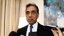Navin Beekharry sur la 'task force' : « personn pa pe donn instricsyon personn »