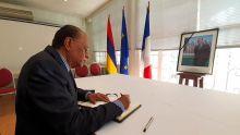 Décès de Jacques Chirac : «Li ti enn de nu bann gran defanser», dit Navin Ramgoolam