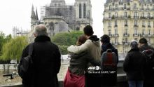 [En images] Le jour se lève sur Notre-Dame dévastée