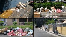 Port-Louis : l'heure du grand nettoyage a sonné après les festivités du Nouvel An