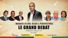 50 ans de l'Indépendance : suivez en fil rouge le Grand Débat