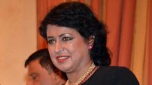 Ameenah Gurib-Fakim en Allemagne