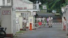 Grève de la faim à la prison de Beau-Bassin