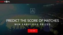 Defigoal.mu : Microsite et un concours de pronostics pour la Coupe du monde