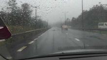 Fortes pluies : le mauvais temps va persister ce week-end !