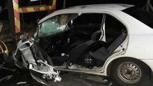 Accident à Mapou, Piton : une attendant meurt sur le coup
