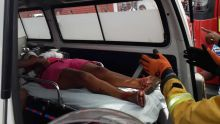 Blessée dans un accident : elle attend une heure avant d'être évacuée vers l'hôpital