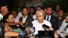 Pravind Jugnauth : «Les résultats de la partielle ne m'inquiètent pas»